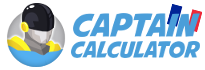 Captain Calculator Logo